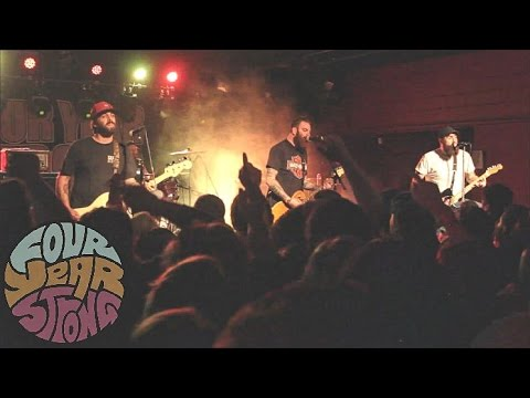 """Four Year Strong - Full Set - """"Rise or Die Trying"""" 10th Anniversary Tour - NJ"""
