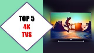 Top 5 Best 4K TVs 2018 | Best 4K TV Review By Jumpy Express