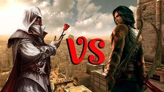 Assassin's Creed 2 vs Prince Of Persia: Warrior Within (Story, Parkour, Combat, Soundtrack)