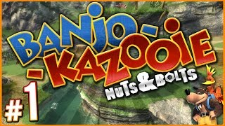 Banjo Kazooie Nuts Bolts MY FAVORITE GAME PART 1