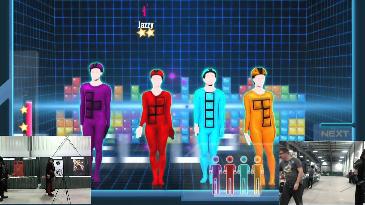Deadpool Dances at Pop Expo Ottawa 2014