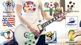 Canciones de los Mundiales (FIFA World Cup Medley) - Santiago Manrique