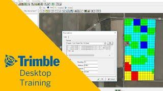Generierung von Formel-Basierte VRA Rx Maps | Desktop-Ausbildung | Trimble Software Ag