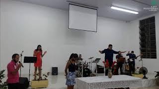 Culto Vespertino Ao Vivo  - 08/11/2020