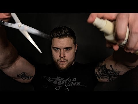 ASMR 1 Hour Haircut At Different Speeds - 100K SPECIAL