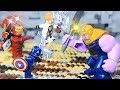 Lego Endgame Final Scene: Avengers vs Thanos
