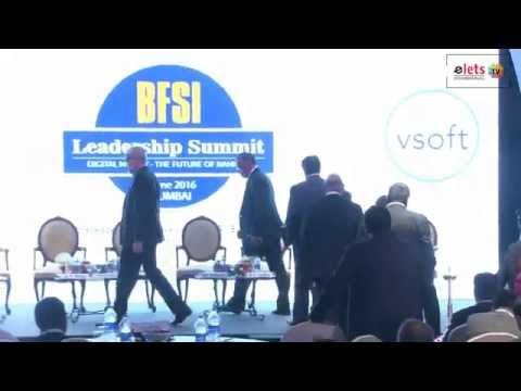 BFSI Leadership Summit 2016 - Inauguration : Financial Literacy & Unified Payments Interface...