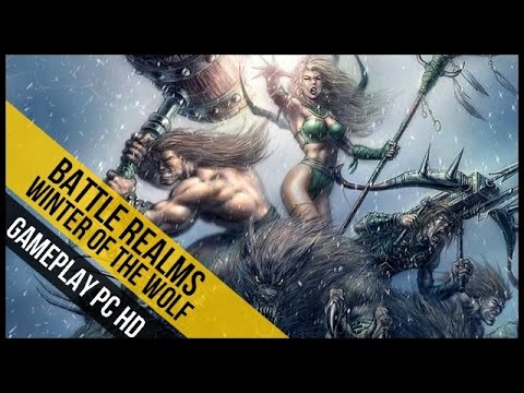 Battle Realms Winter Of The Wolf Gameplay Pc Hd Youtube