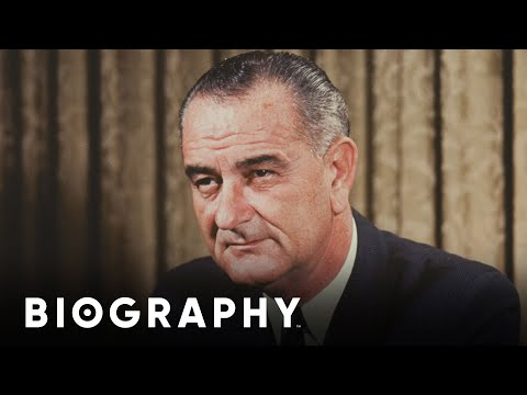 Lyndon B. Johnson: The 36th President of the United States | Biography