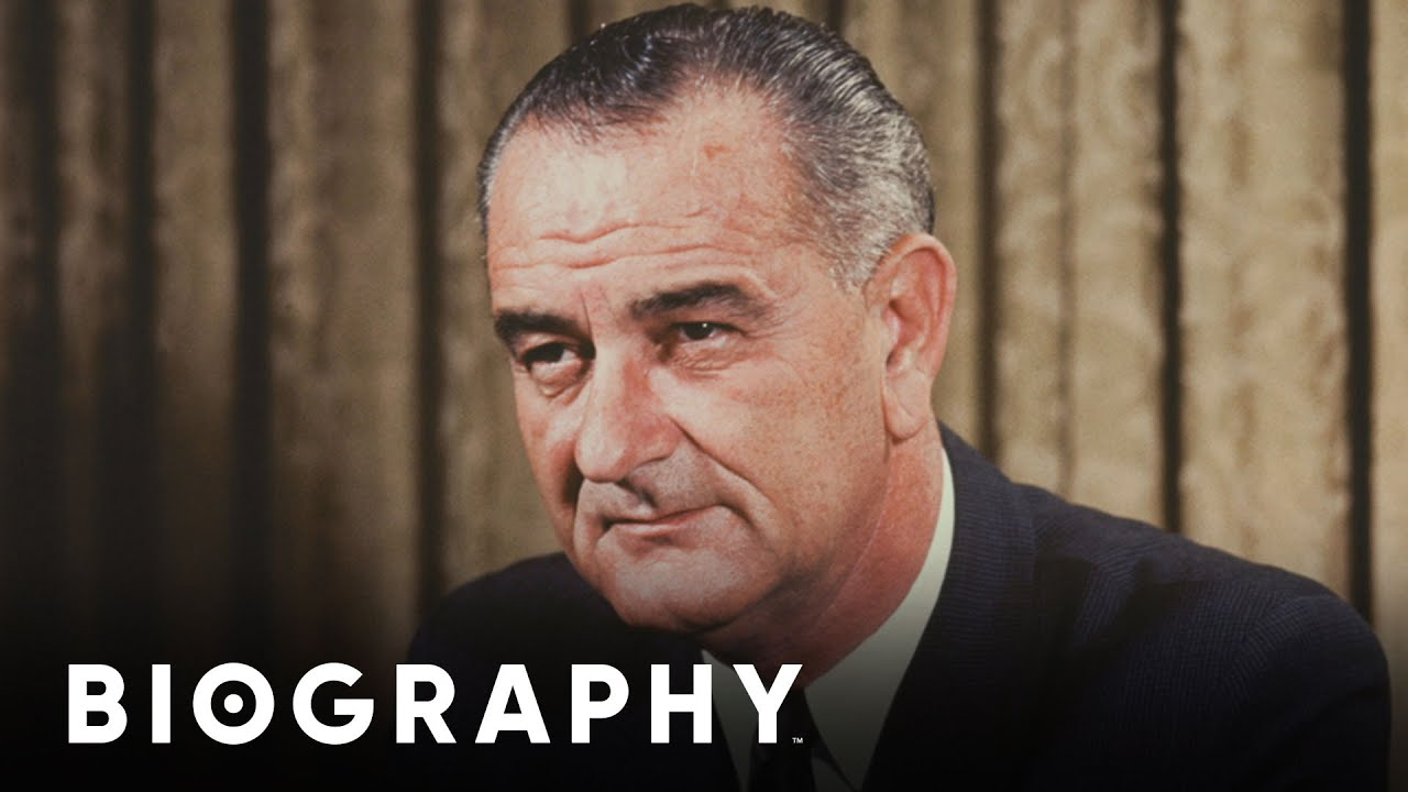 Download Lyndon B. Johnson: The 36th President of the United States | Biography
