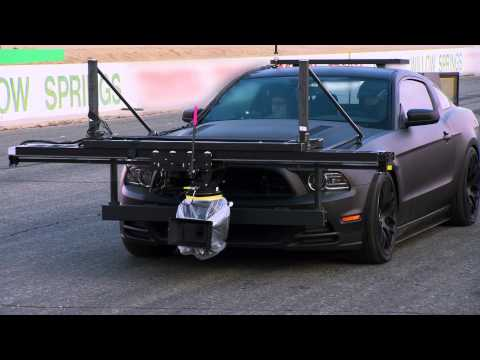 Need for Speed Movie - Camera Cars