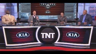 Cavaliers vs Pacers Postgame Talk | Inside The NBA | Pacers vs Cavs Game 1