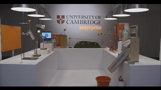 Cambridge Enterprise - #nextgreatidea