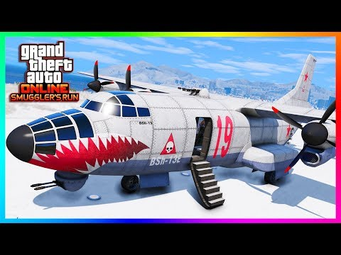 GTA ONLINE NEW DLC VEHICLE RELEASED SPENDING SPREE - RM10 BOMBUSHKA, NEW CONTENT & MORE! (GTA 5 DLC)