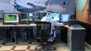 Cloud seeding in UAE - BBC News
