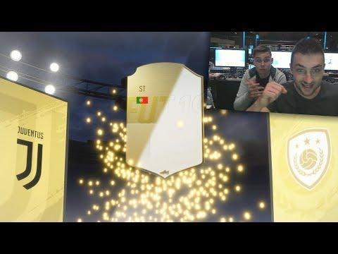 FIFA 19 | NAJLEPSZE OTWIERANIE PACZEK !