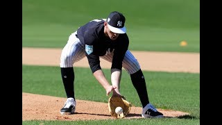 Yankees' Trevor Stephan at spring training 2019