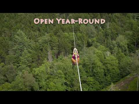 Year-round Canopy Tour - Flights Departing Daily