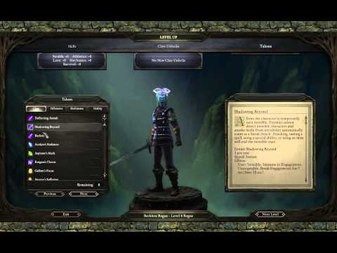 Pillars of Eternity: White March - Offensive Rogues Guide