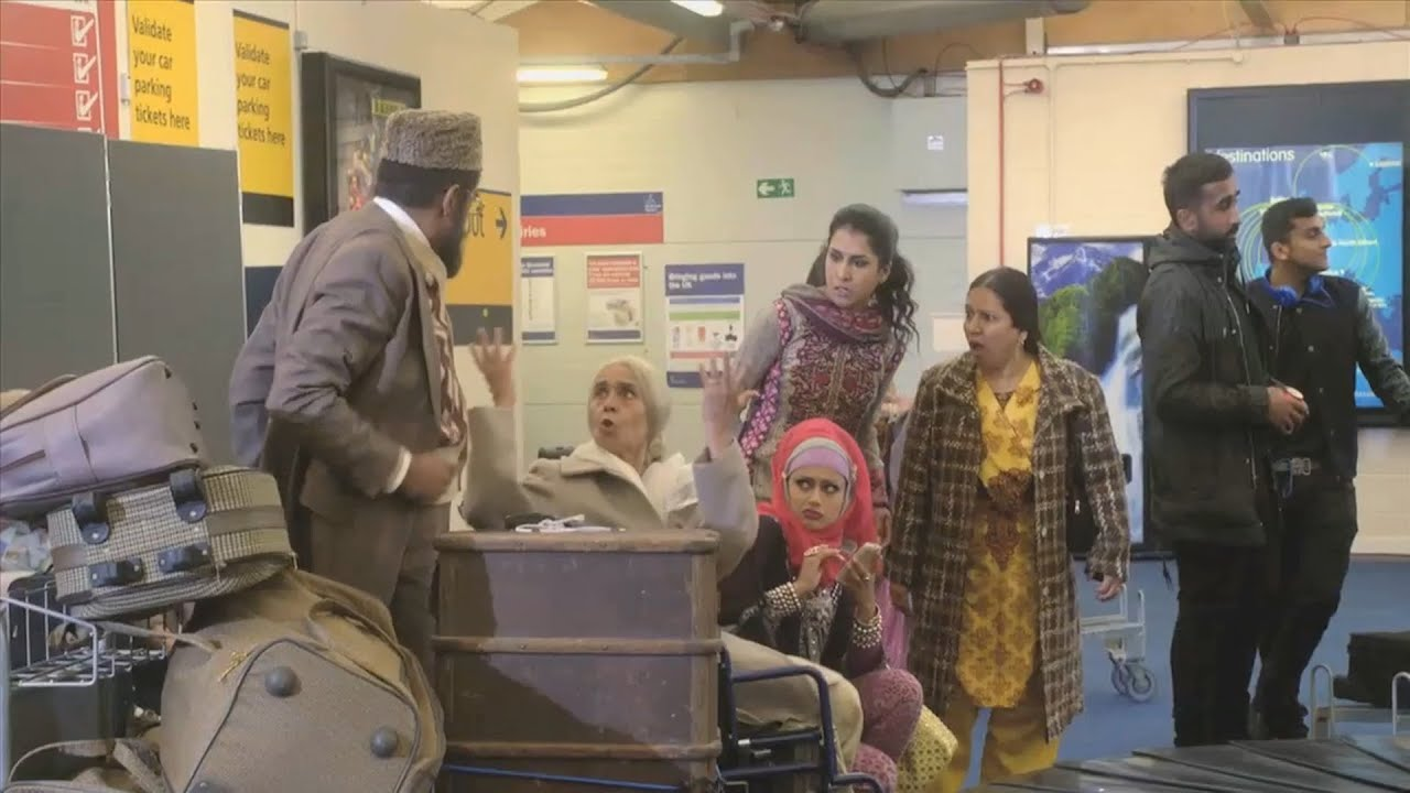 Where's Naani? - Citizen Khan: Series 3 Episode 1 Preview - BBC One