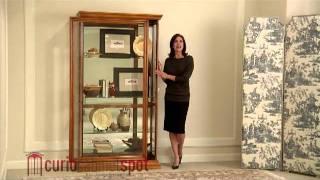 Pulaski Model 20544 Curio Cabinet