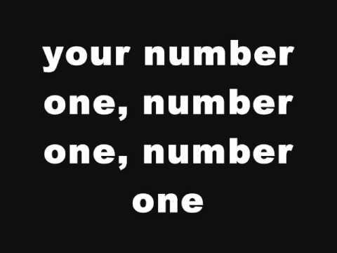 Kelly Rowland - Number One (Lyrics On Screen)