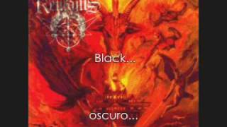 Vital Remains - Black Magick Curse (Subtitulos al Español)