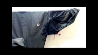 Обзор тест пропитки (Nikwax Spray-on test)