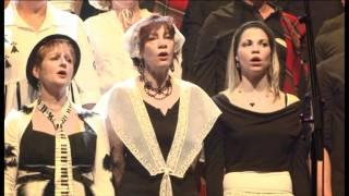 Choeur celtique Kerzen : Borders of salt , extrait du DVD réalisé par Quentin Castillon