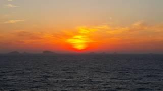 Ibiza cala conta atardecer