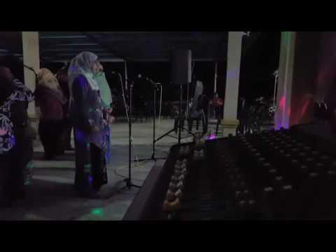 Karaoke + PA System untuk Majlis Malam Bebadak @ Kg Layong Tutong #070516