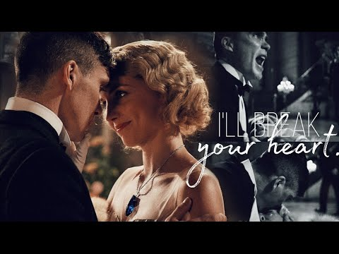 Thomas Shelby and Grace - \