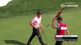 U.S. Amateur Round of 64: Highlights from Pebble Beach
