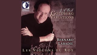 Goldberg Variations, BWV 988 (arr. B. Labadie) : Variation 18: Canone alla Sexta a 1 Clav.