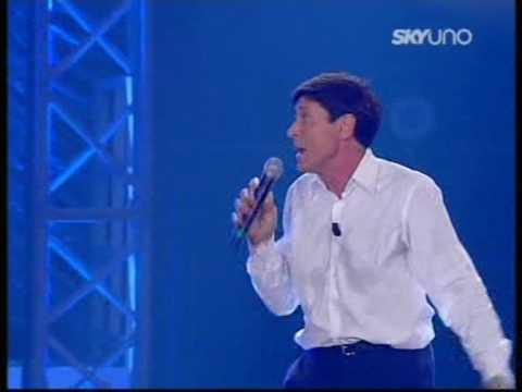 Gianni Morandi e Fiorello - Se perdo anche te - 12.06.09