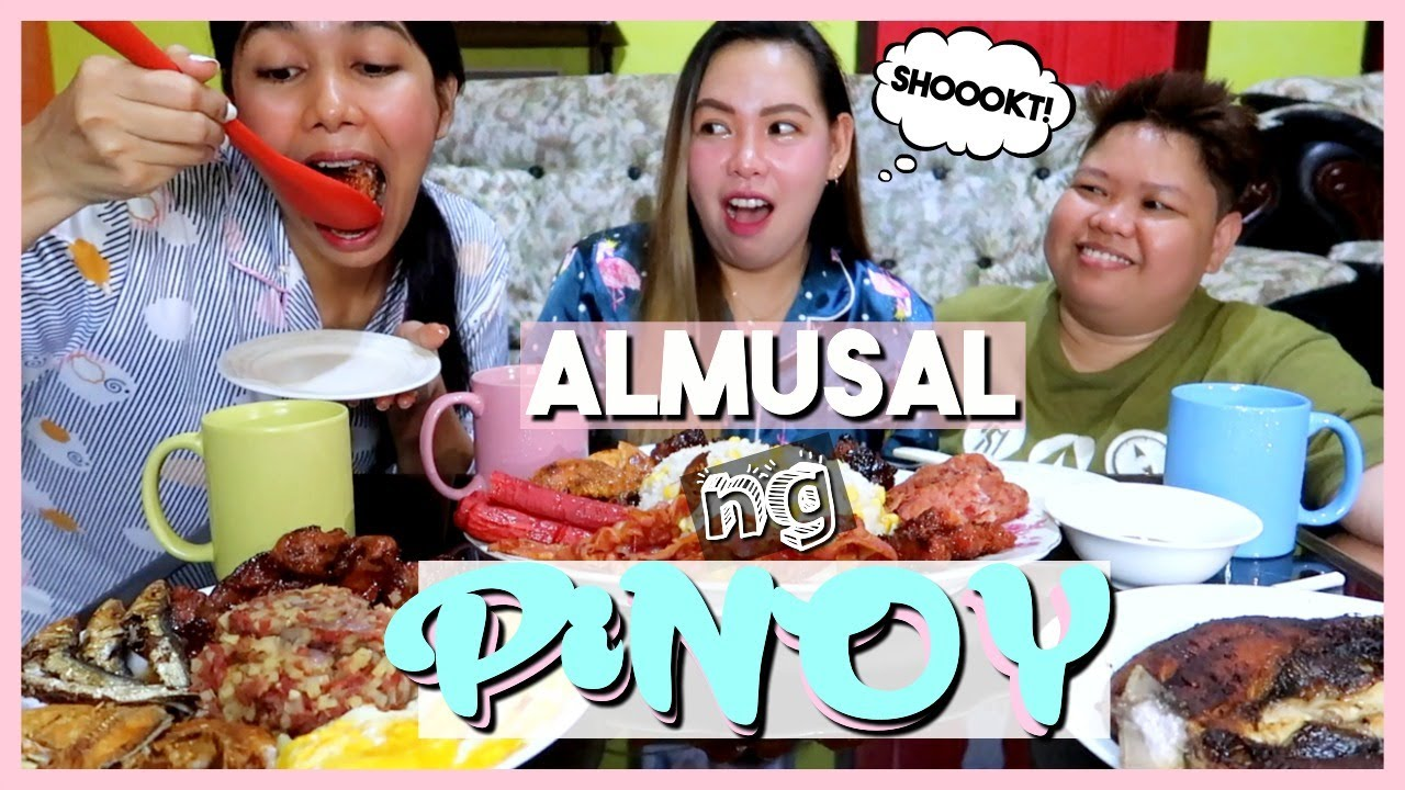 BEST FILIPINO BREAKFAST with UTENSIL TWIST + SHOUTOUT! | Lavzdianne