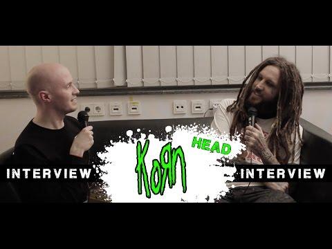metal-heads.de Interview mit Head von KoRn in Düsseldorf über Alben, Deadsy, Deftones, Limp Bizkit