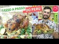COMO FAZER PERU DE NATAL perfeito, fácil e suculento | Mixer Philips Walita