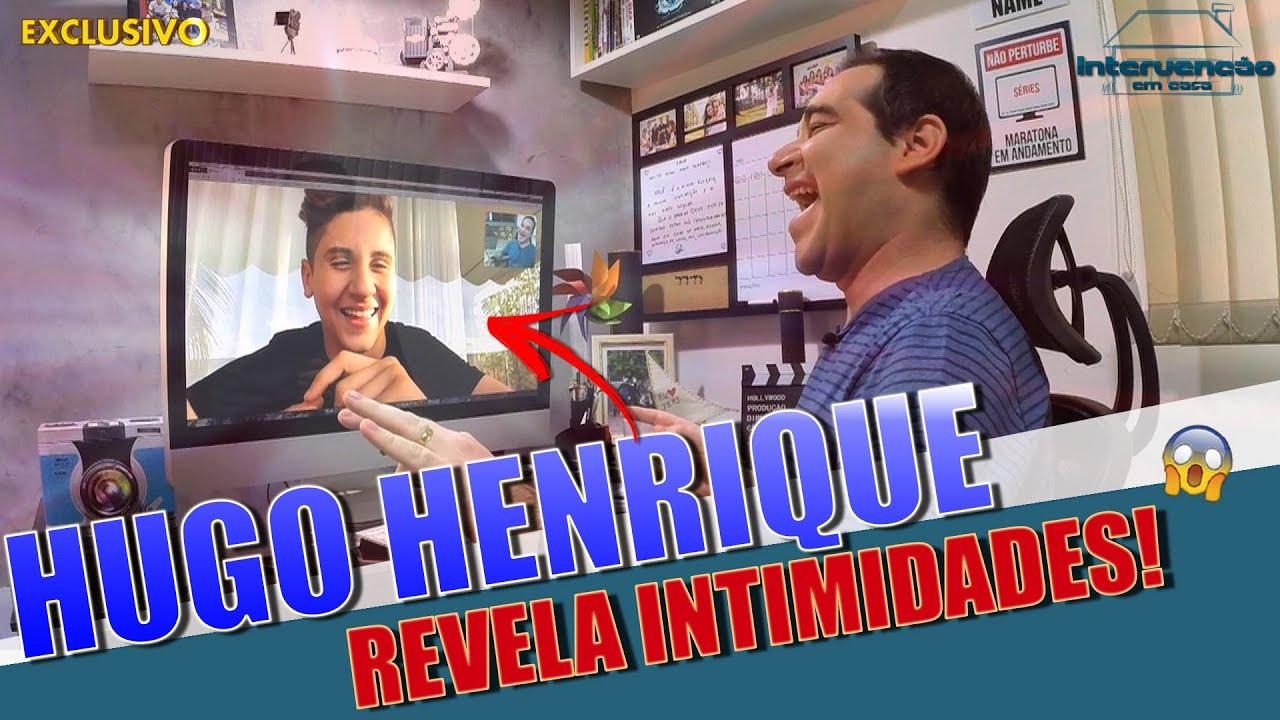 HUGO HENRIQUE REVELA INTIMIDADES E SEGREDOS I 138 #HugoHenrique #Enxaqueca