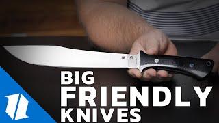 Big FRIENDLY Knives   Knife Banter: Reforged with Kurt & Dallas