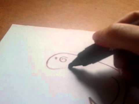 Comment je dessine un iguane youtube - Comment dessiner une fourmi ...