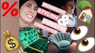 WOHNUNGS VLOG   WESTWING MÖBEL ZU GÜNSTIGEN PREISEN ! IKEA & PRIMARK HOME