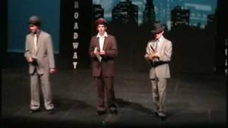 """Fugue for Tinhorns"" from Guys and Dolls"