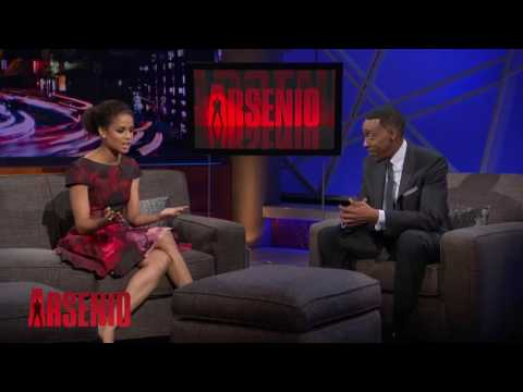 Gugu Mbatha Raw On Lunch With Oprah   Lying To Tom Hanks