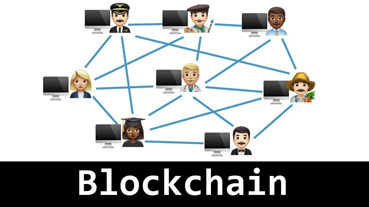 La Blockchain expliquée en emojis