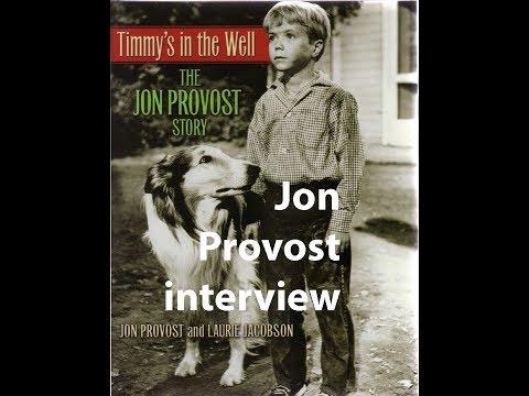 Jon Provost, actor,