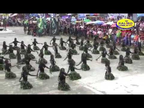 "Kalibo Cable: Ati-Atihan Festival 2017 ""SINAOT SA CALLE DEPED (STUDENTS)"""