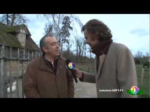 La ferme du Hameau de la reine au château de Versailles