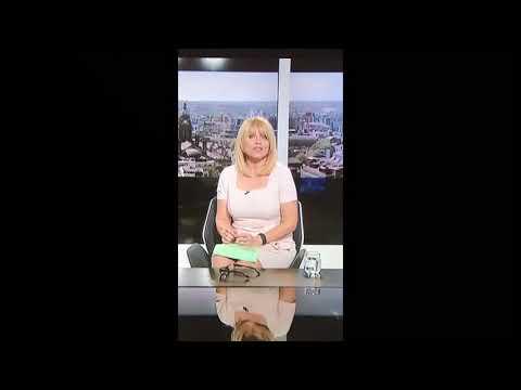 Christine Talbot tight white dress