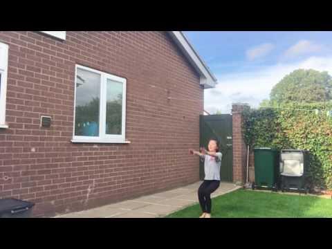 Gymnastics - self taught!!